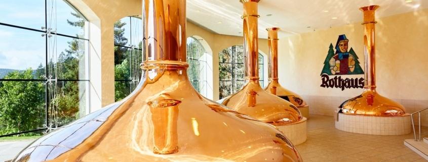 Sudhaus Brauerei Rothaus